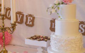 Výběr svatebního dortu