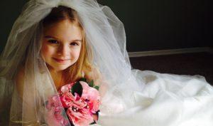 Děti na svatbě.. ANO versus NE
