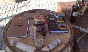 Degustace rumu jako nový druh společenské zábavy